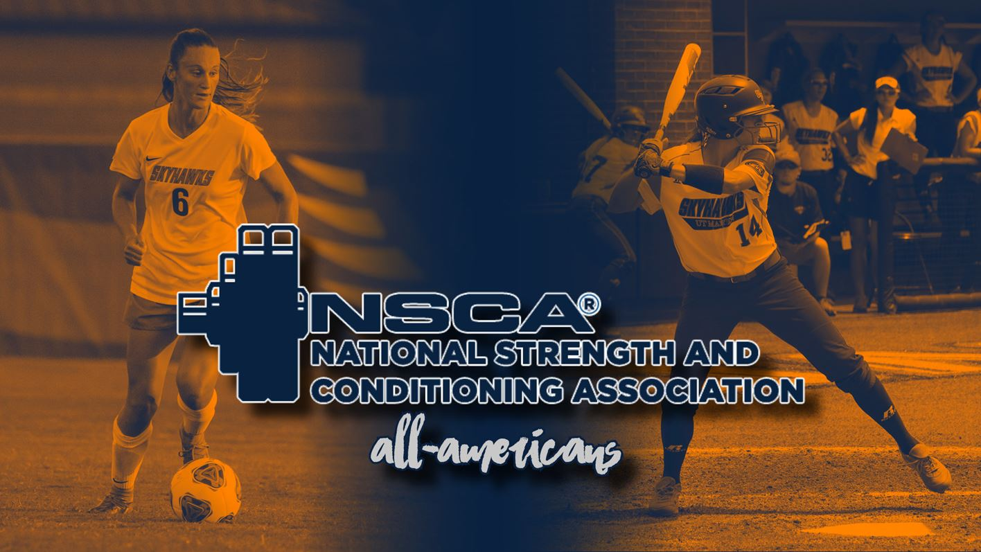 COLVIN AND DODSON NAMED 2018 NSCA ALL-AMERICAN STRENGTH AND